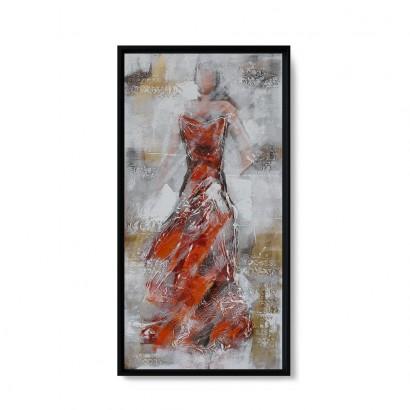 NISHIO toile peinte à la...