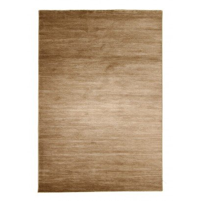 Tufted carpet 160x230 - Brun