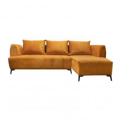 LINA canapé d'angle en...