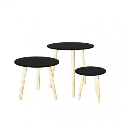 Set table gigogne x3...