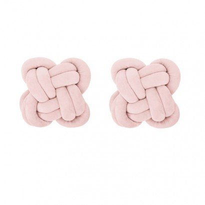 Set of 2 IGAPO pink bow...