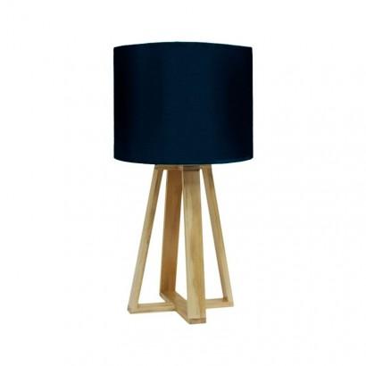 Lampe SCANDI  bleu foncé