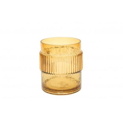 Vase ONOMICHI en verre H20 cm