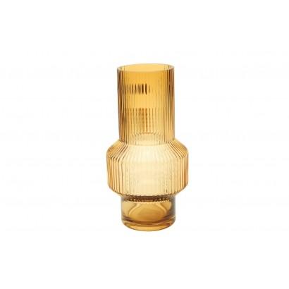 Vase ONOMICHI en verre H30 cm