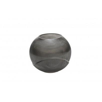 Vase KATORI en verre H16 cm