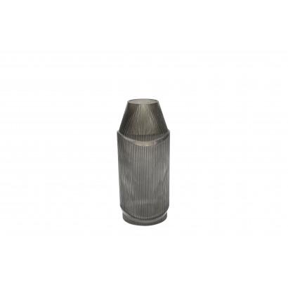 Vase KATORI en verre H20 cm