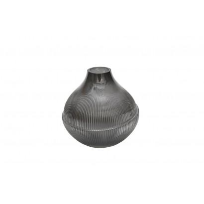 Vase KATORI en verre H14,5 cm