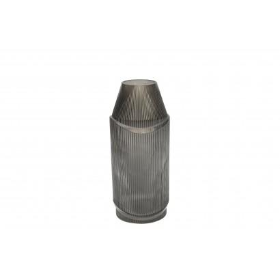 Vase KATORI en verre H26 cm