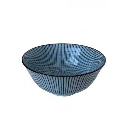 FUJIOKA ceramic bowl D16 cm