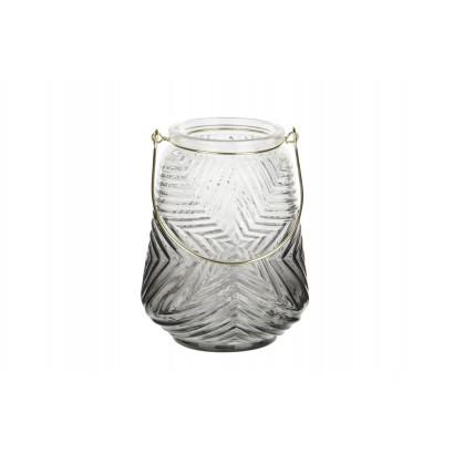 Display lantern glass...