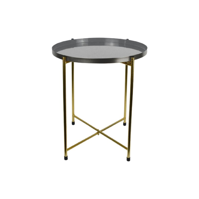 Table d'appoint en metal...