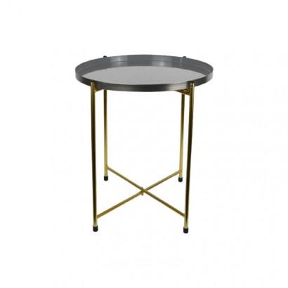Table d'appoint en metal...