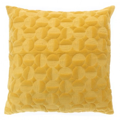 Cushion SOOF 45x45 cm - Yellow