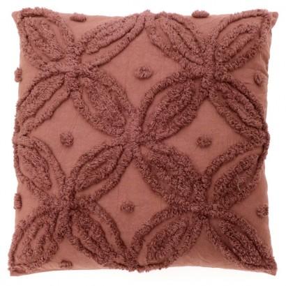 Cushion YARON 45x45 cm - Pink