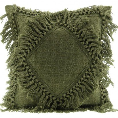 Cushion ZIARA 45x45 cm - Green