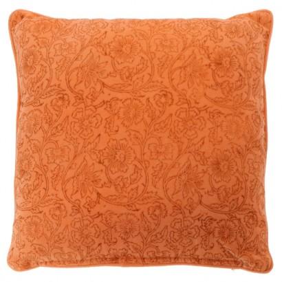 Coussin NEVA 45x45 cm - Orange