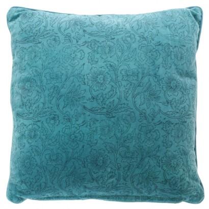 Coussin NEVA 45x45 cm - Bleu