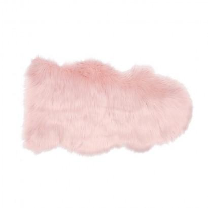 Tapis shaggy 50x90cm - Pink