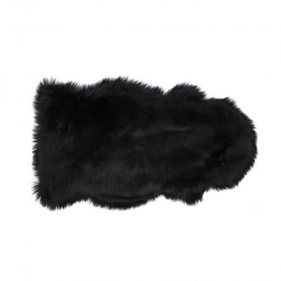 Tapis shaggy 50x90cm - Black