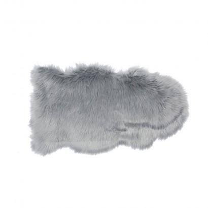 Tapis shaggy 50x90cm - Grey