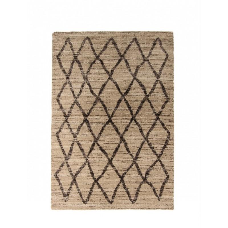 Lizzano grand  tapis de salon style berbère 200x290cm