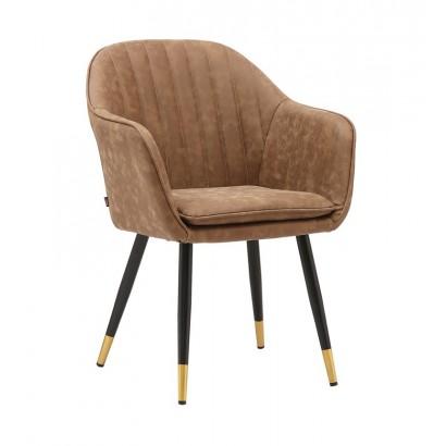 FINLEY chaise effet cuir...