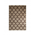 Shaggy carpet Berber style, 160x230 cm-Verso Color Brown