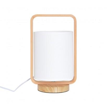 Lampe À Poser Ø13.5xH33cm Blanc