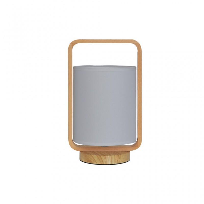 Lampe Nippon D13.5 XH33CM Gris