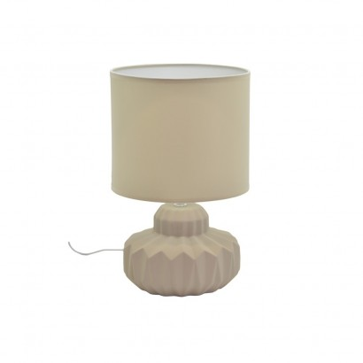 Lamp for ceramic 4 colors D21xH33, 5cm Mole mast