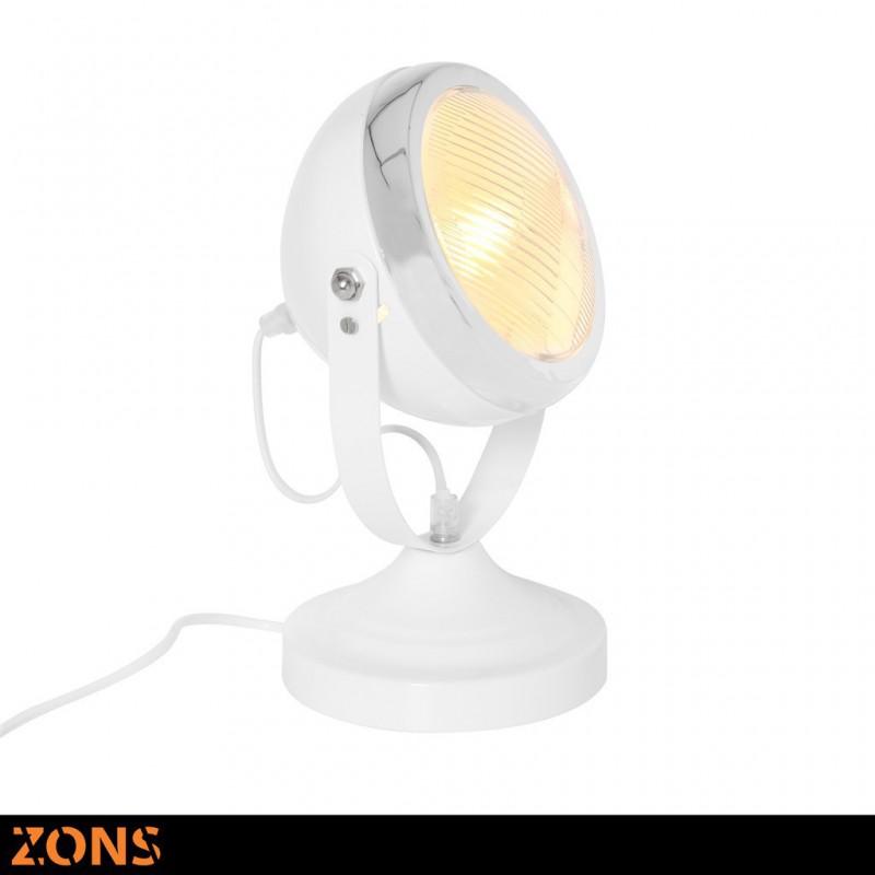 DEUCHE Lampe A Poser Touche 3 Couleurs BLANC