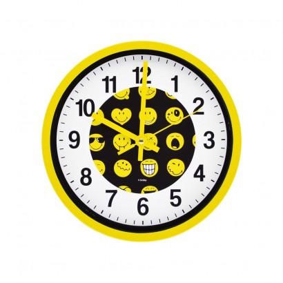 Horloge Licence SMILEY WORLD D25cm