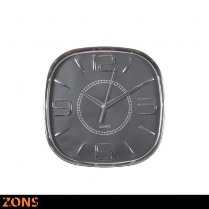 Horloge Murale 29cm SILVER