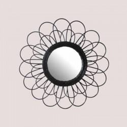 Miroirs « Miroir mon beau miroir… » ! Si certains passent des heures à s'y contempler, d'autres habilleront leurs murs et créeront de l'espace dans leur intérieur avec cet accessoire indispensable à notre déco ! À la fois pratique et décoratif
