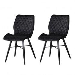 Set of 2 DOM Chaise en...