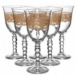 CERVE lot de 6 verres à...