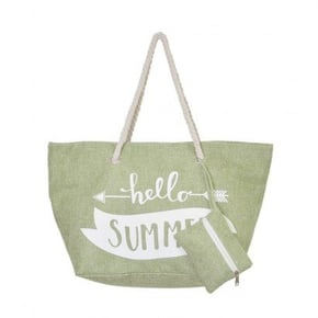 HELLO SUMMER bag with...