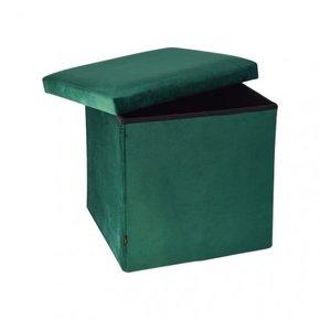YANE stool box velvet stool...