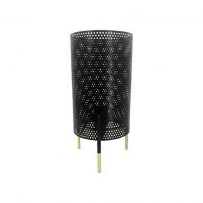 JORDA metal lamp Black Brass