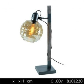 Tafellamp INDUSTRY GRIJS