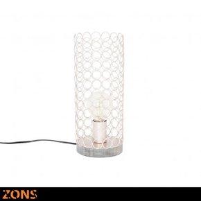 TARBES Champagne metal lamp...
