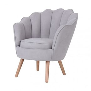 Fauteuil coquillage...