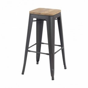 Industrial bar stool...