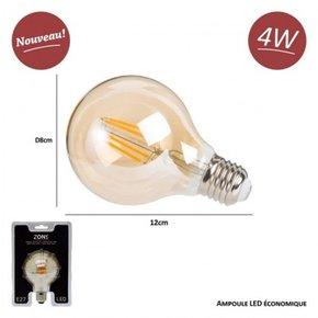 4W Vintage LED Decoratieve...