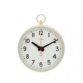 Horloge métal 4 couleurs