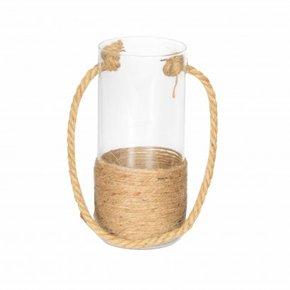 Vase LOTI transparent H19