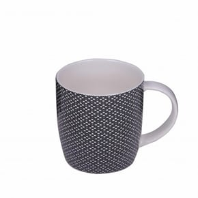 Grey mug with different...