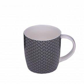 Mug en céramique gris...