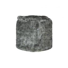 Beast skin Pouf Fur D48CM -...