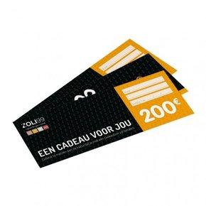 Gift card 200€